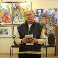 Писатель Александр Лофиченко