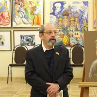 Писатель Борис Виленский