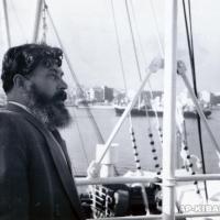 А.П. Кибальников на отдыхе