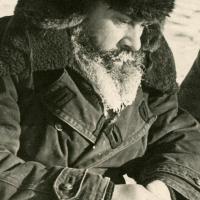 «На рыбалке», Саратов, начало 1970-х гг.