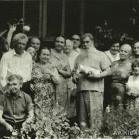 """Поселок """"Скульптор"""", 1970 г."""