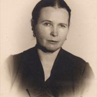 Александра Григорьевна Кибальникова, жена А. П. Кибальникова