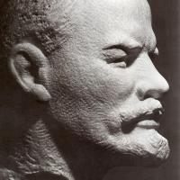 Портрет В.И. Ленина. 1973 г.