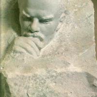 Портрет В.И. Ленина. 1970 г.