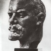 Портрет В.И. Ленина. 1969 г.