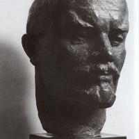 Портрет В.И. Ленина. 1981 г.