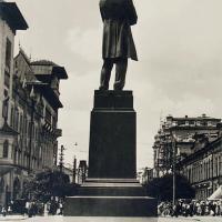 Памятник Н. Г. Чернышевскому, 1953 г.