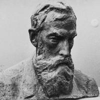 Портрет П. М. Третьякова, начало 1960-х гг.