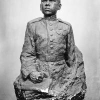 «Портрет гвардии сержанта Б. Лисина