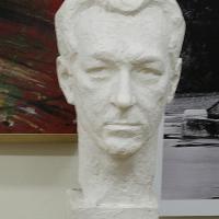 Портрет дважды Героя Советского Союза летчика-космонавта В.И. Севастьянова