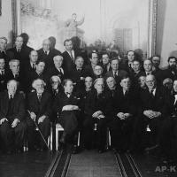 Академия художеств СССР, 1953 г.