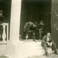 А.П. Кибальников в курском Драматическом театре, конец 1930-х гг